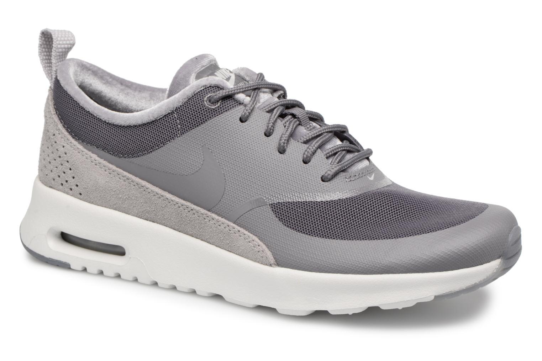 Sneaker Nike Wmns Nike Air Max Thea Lx grau detaillierte ansicht/modell
