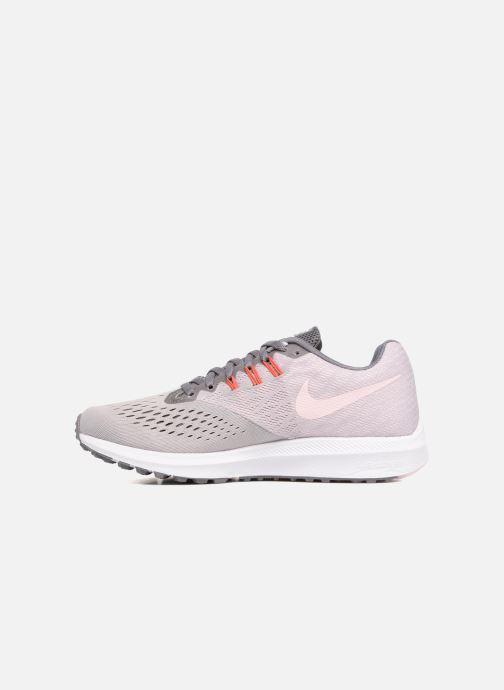 82eda013b193 Nike Wmns Nike Zoom Winflo 4 (Grey) - Sport shoes chez Sarenza (318720)