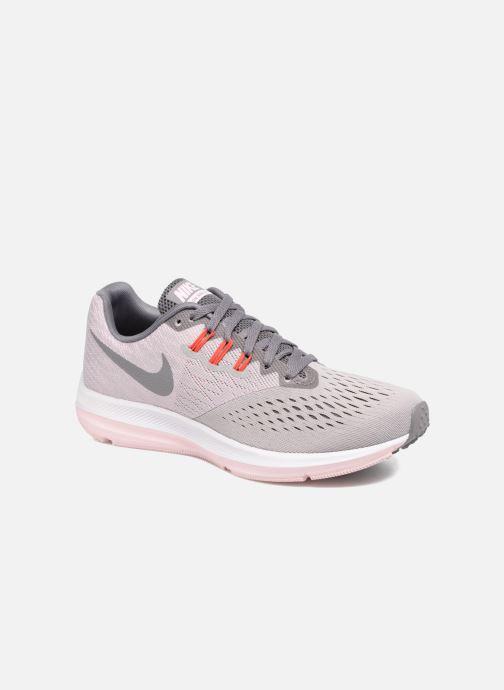 low priced f5884 53a19 Chaussures de sport Nike Wmns Nike Zoom Winflo 4 Gris vue détail/paire