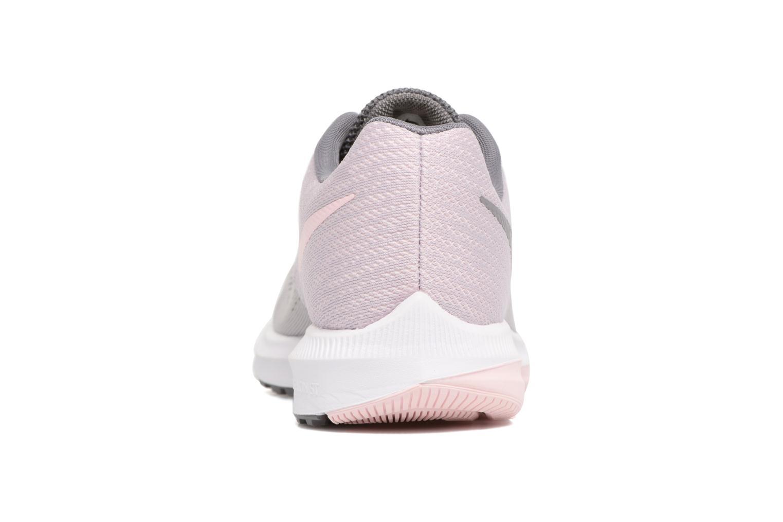 Sportschuhe Nike Wmns Nike Zoom Winflo 4 grau ansicht von rechts