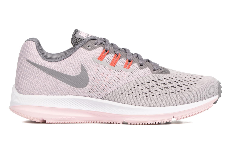 Sportschuhe Nike Wmns Nike Zoom Winflo 4 grau ansicht von hinten