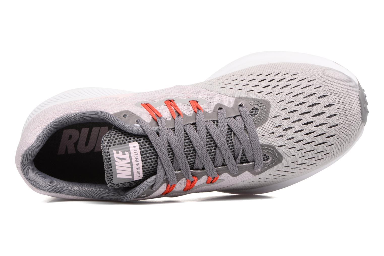 Sportschuhe Nike Wmns Nike Zoom Winflo 4 grau ansicht von links