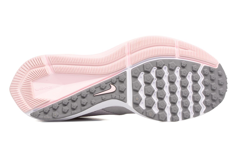 Sportschuhe Nike Wmns Nike Zoom Winflo 4 grau ansicht von oben