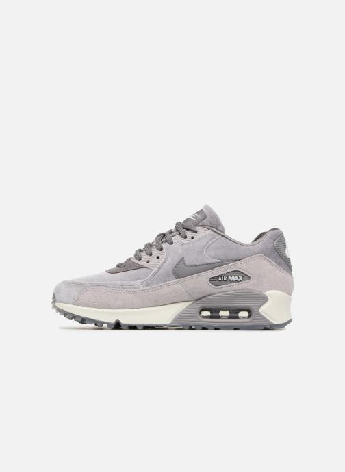 Nike Wmns Air Max 90 Lx (Grijs) Sneakers chez Sarenza (318721)