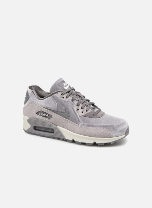quality design 4074f cfba0 Nike Wmns Air Max 90 Lx (Grey) - Trainers chez Sarenza (318721)