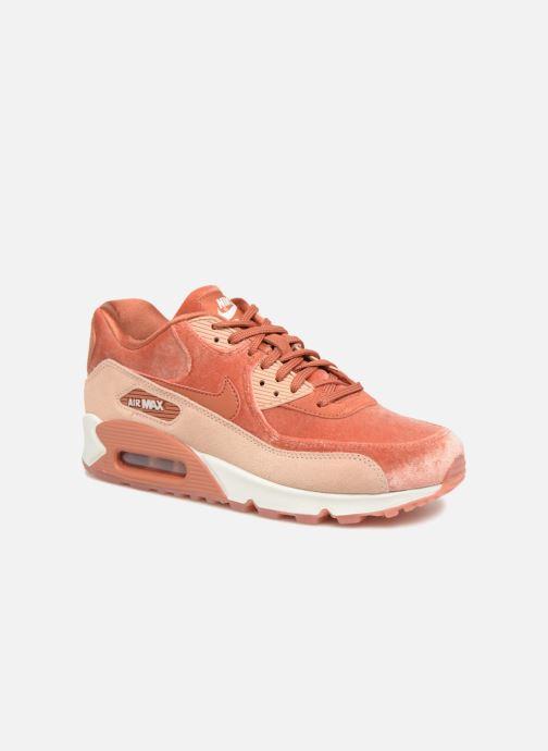 differently fa0e2 d9770 Nike Wmns Air Max 90 Lx (Oranje) - Sneakers chez Sarenza (318829)