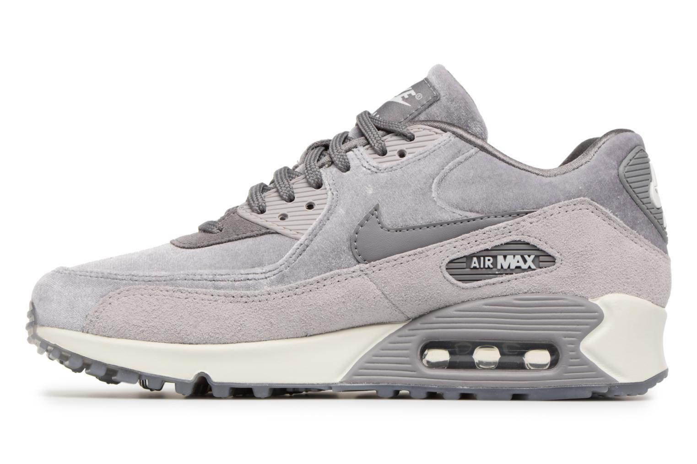 Sneakers Nike Wmns Air Max 90 Lx Grijs voorkant
