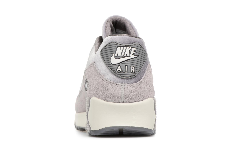 Sneakers Nike Wmns Air Max 90 Lx Grijs rechts