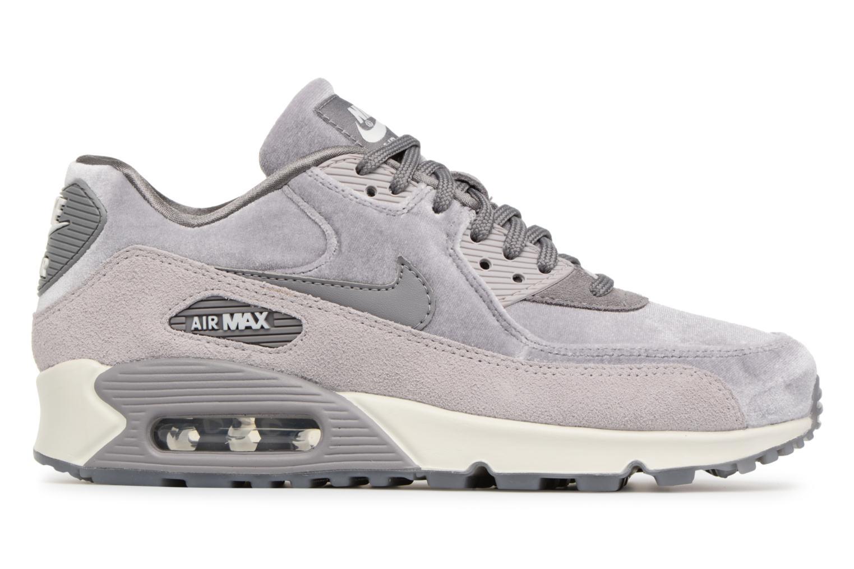 Sneakers Nike Wmns Air Max 90 Lx Grijs achterkant