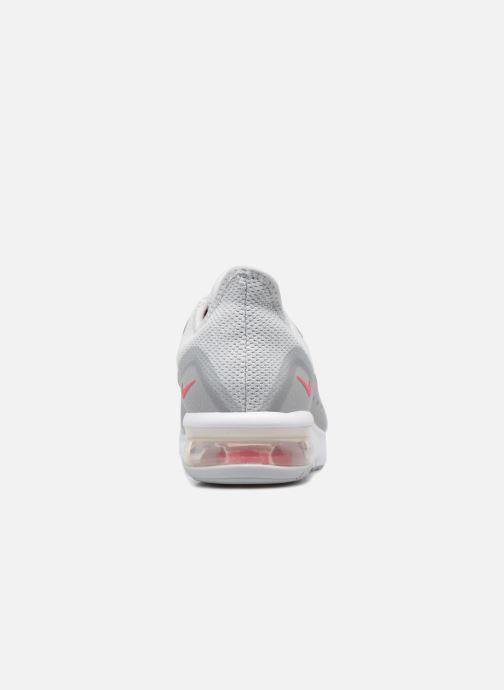 reputable site 1c5f1 cb517 Chaussures de sport Nike Wmns Nike Air Max Sequent 3 Gris vue droite