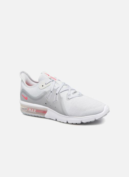huge discount 36866 2eabf Sport shoes Nike Wmns Nike Air Max Sequent 3 Grey detailed view  Pair view