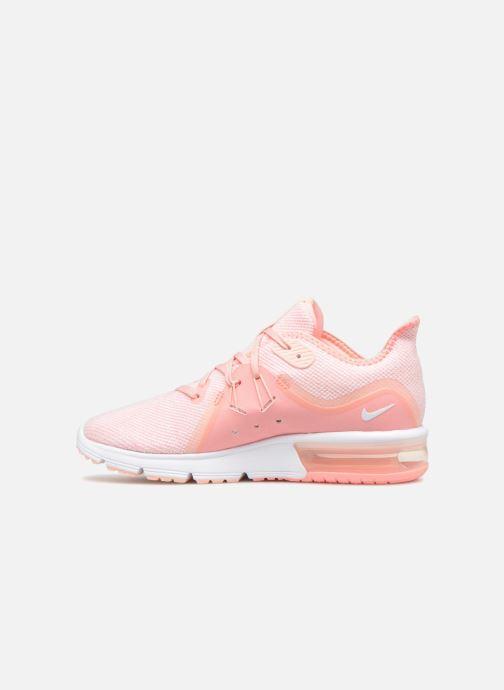 372dcbd13a4 Nike Wmns Nike Air Max Sequent 3 (Pink) - Sport shoes chez Sarenza ...