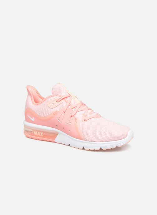 0036c5bcfe Nike Wmns Nike Air Max Sequent 3 (Pink) - Sport shoes chez Sarenza ...