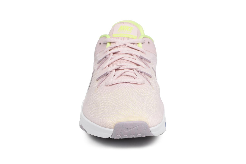 Sportschuhe Nike W Nike Zoom Condition Tr 2 rosa schuhe getragen