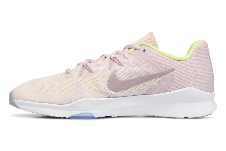 Sportschuhe Nike W Nike Zoom Condition Tr 2 rosa ansicht von vorne