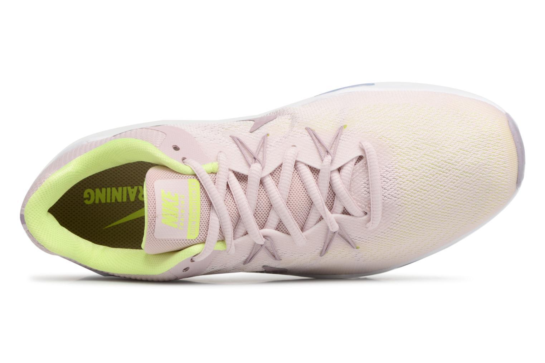 Sportschuhe Nike W Nike Zoom Condition Tr 2 rosa ansicht von links