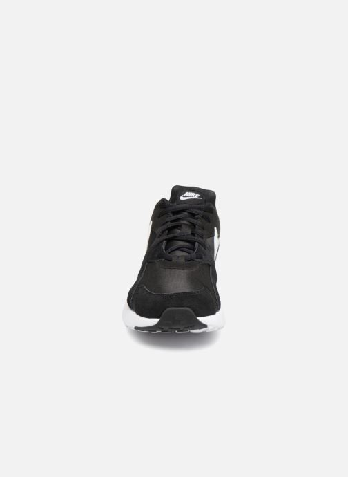 Sneaker Nike Nike Pantheos schwarz schuhe getragen