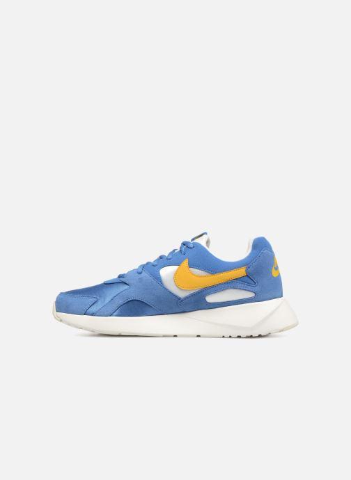 Deportivas Nike Nike Pantheos Azul vista de frente