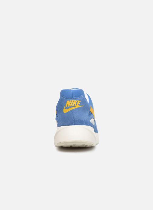 Deportivas Nike Nike Pantheos Azul vista lateral derecha