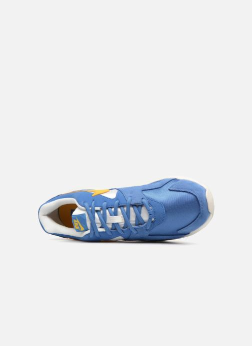 Sneaker Nike Nike Pantheos blau ansicht von links