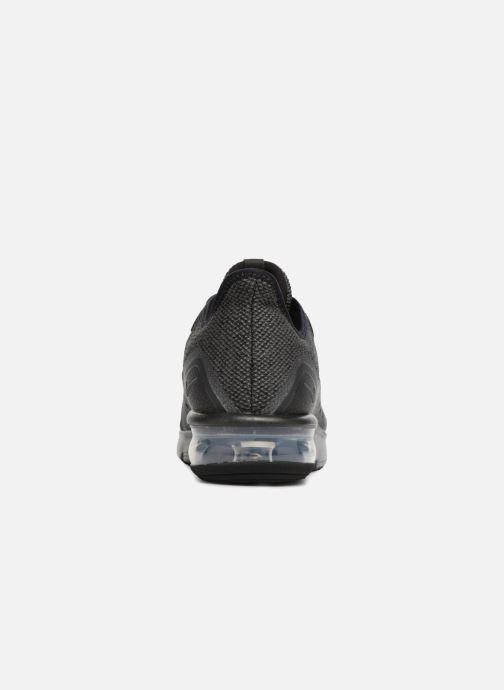 quality design bfcb1 12ff6 Chaussures de sport Nike Nike Air Max Sequent 3 Noir vue droite