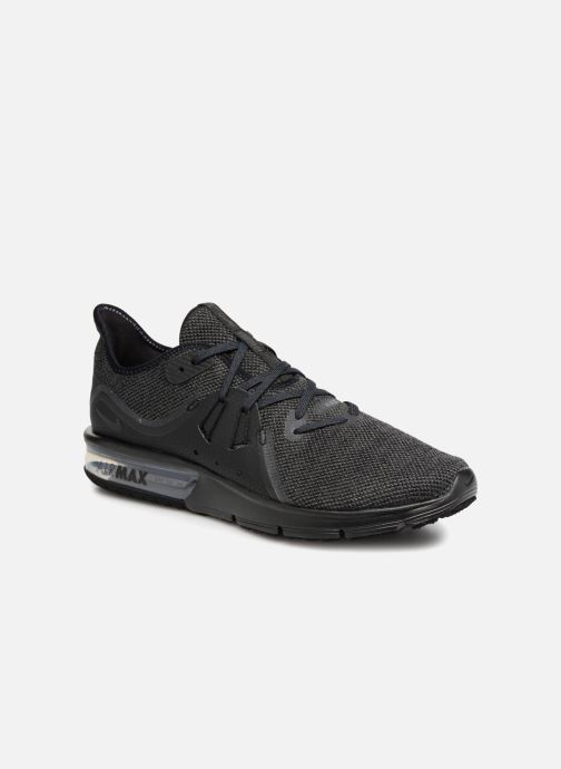 39d2421758e Nike Nike Air Max Sequent 3 (Black) - Sport shoes chez Sarenza (318750)