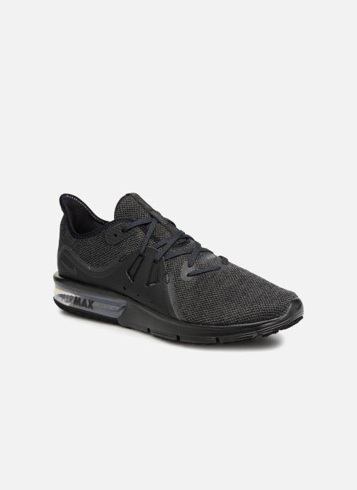 new arrival 30a72 37ed4 Chaussures de sport Nike Nike Air Max Sequent 3 Noir vue détail paire