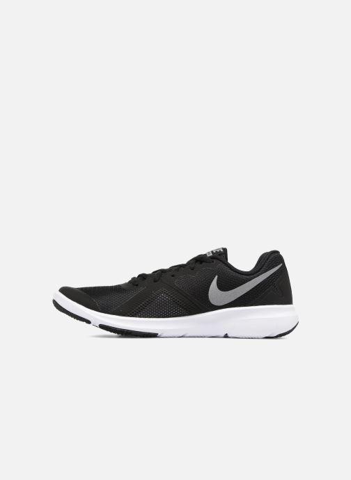 Sportschuhe Nike Nike Flex Control Ii schwarz ansicht von vorne