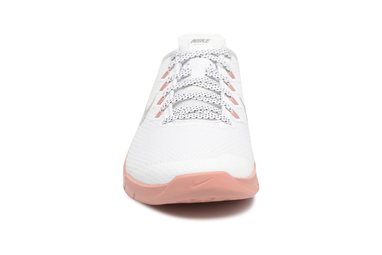 Chaussures de sport Nike Wmns Nike Metcon 4 Blanc vue portées chaussures
