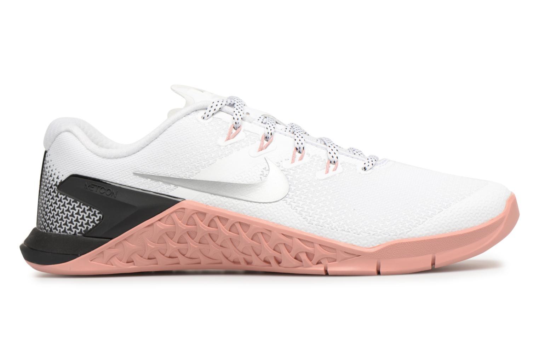 Chaussures de sport Nike Wmns Nike Metcon 4 Blanc vue derrière