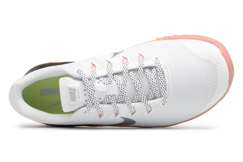 Chaussures de sport Nike Wmns Nike Metcon 4 Blanc vue gauche