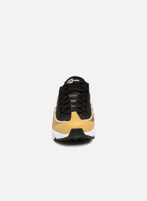 pretty nice f0052 57873 Baskets Nike Wmns Air Max 95 Lx Jaune vue portées chaussures