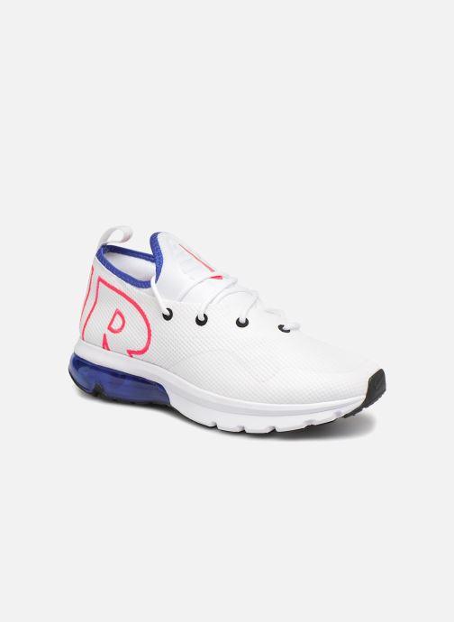 factory price d2cf3 3abe2 Baskets Nike Air Max Flair 50 Blanc vue détail paire