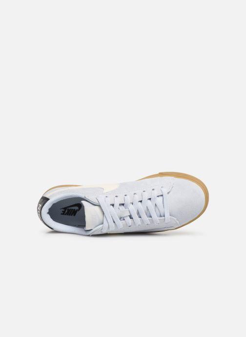 Sneakers Nike W Blazer Low Sd Blauw links