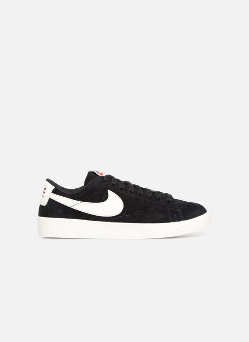 Baskets Nike W Blazer Low Sd Noir vue derrière