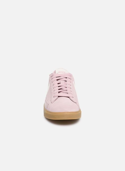 Sneakers Nike W Blazer Low Sd Roze model