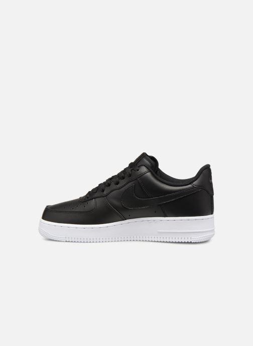 Sneaker Nike Air Force 1 '07 schwarz ansicht von vorne
