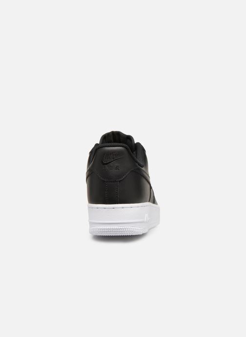 Trainers Nike Air Force 1 '07 Black view from the right