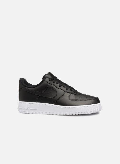Sneaker Nike Air Force 1 '07 schwarz ansicht von hinten