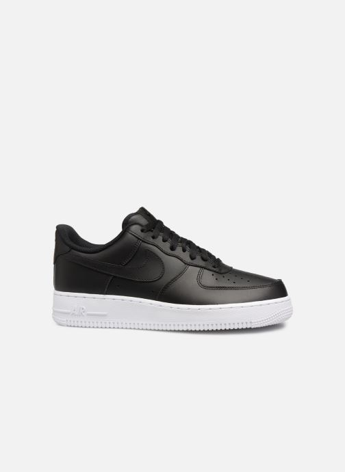 Trainers Nike Air Force 1 '07 Black back view