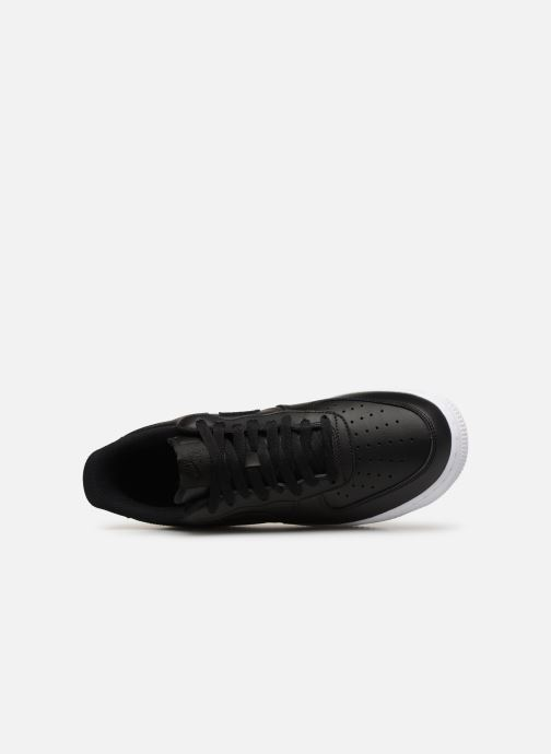 Sneakers Nike Air Force 1 '07 Nero immagine sinistra