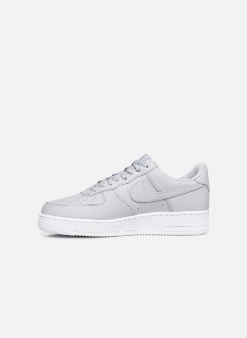 Baskets Nike Air Force 1 '07 Gris vue face