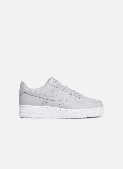 Trainers Nike Air Force 1 '07 Grey back view