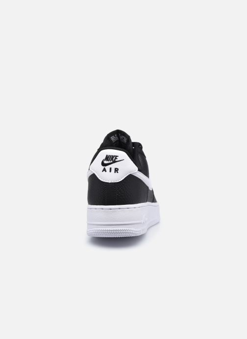 Baskets Nike Air Force 1 '07 Noir vue droite