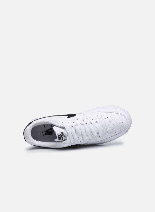 Sneaker Nike Air Force 1 '07 weiß ansicht von links