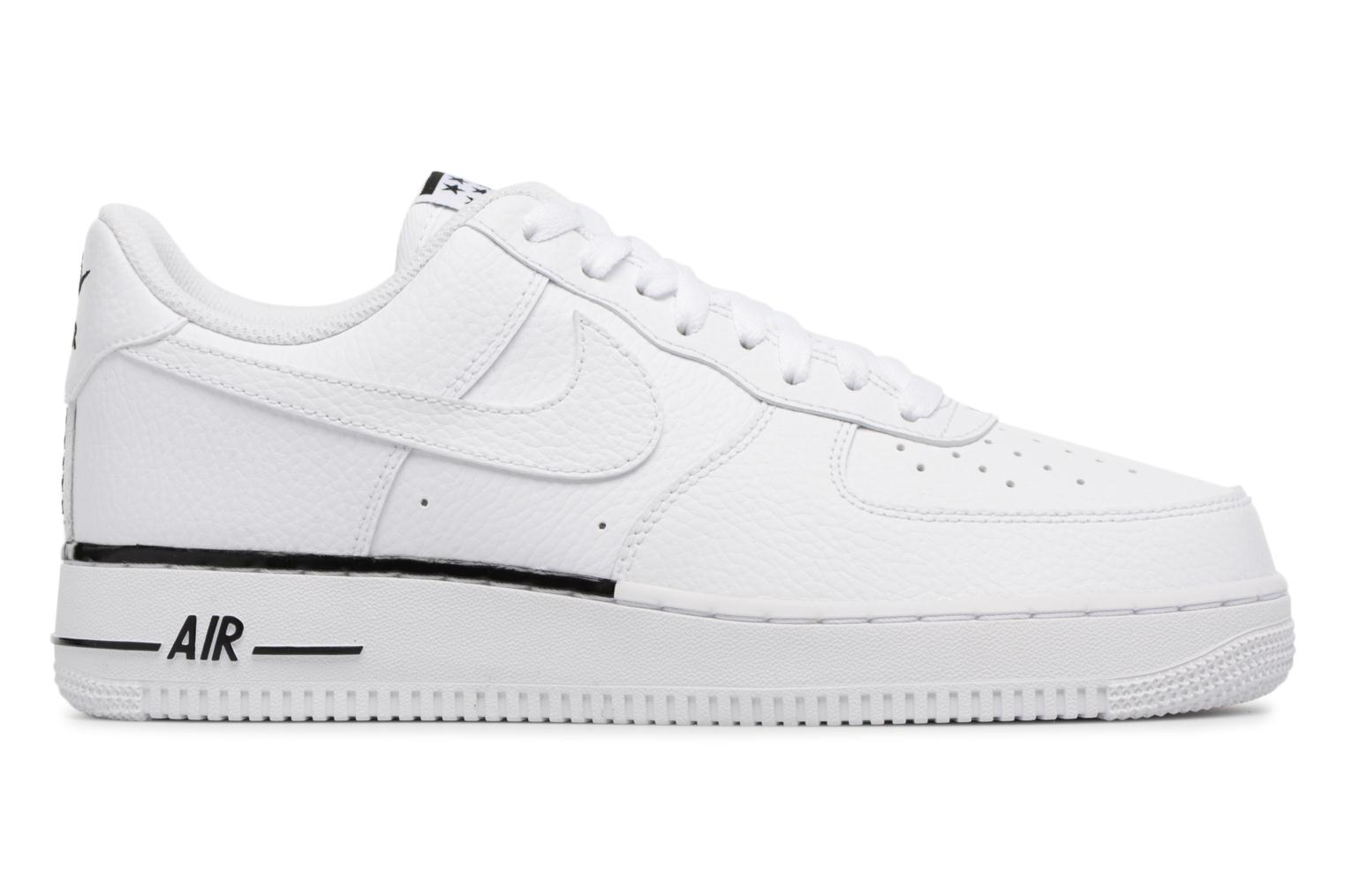 Trainers Nike Air Force 1 '07 White back view