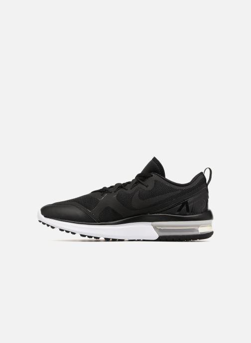 Sportschuhe Nike Nike Air Max Fury schwarz ansicht von vorne