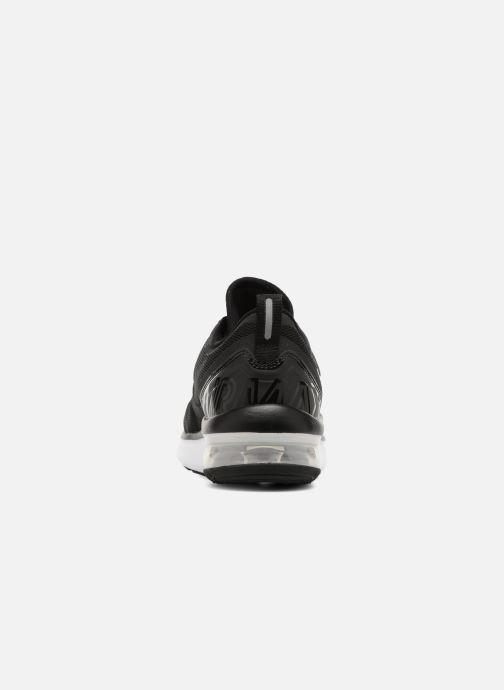 Sportschuhe Nike Nike Air Max Fury schwarz ansicht von rechts