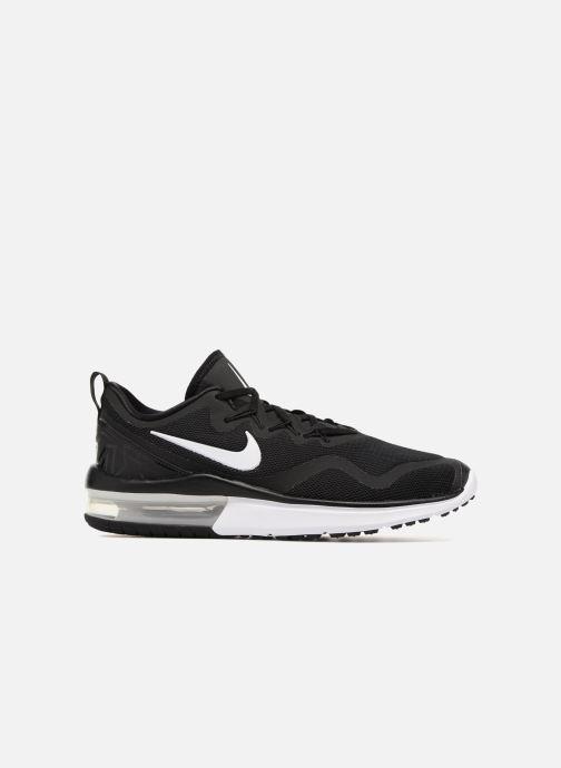 Sportschuhe Nike Nike Air Max Fury schwarz ansicht von hinten