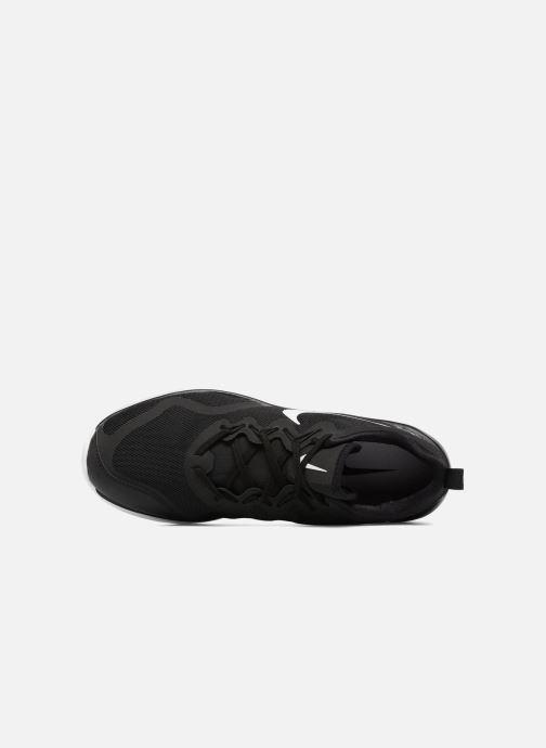 Sportschuhe Nike Nike Air Max Fury schwarz ansicht von links